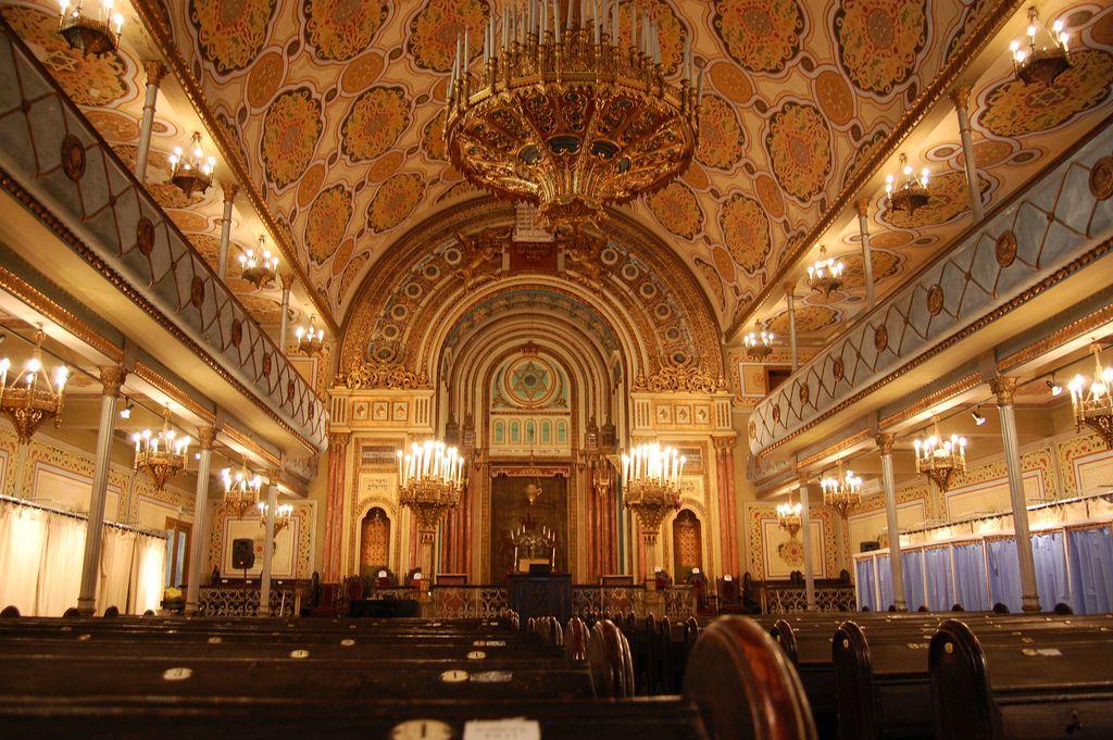 Большая синагога, Бухарест