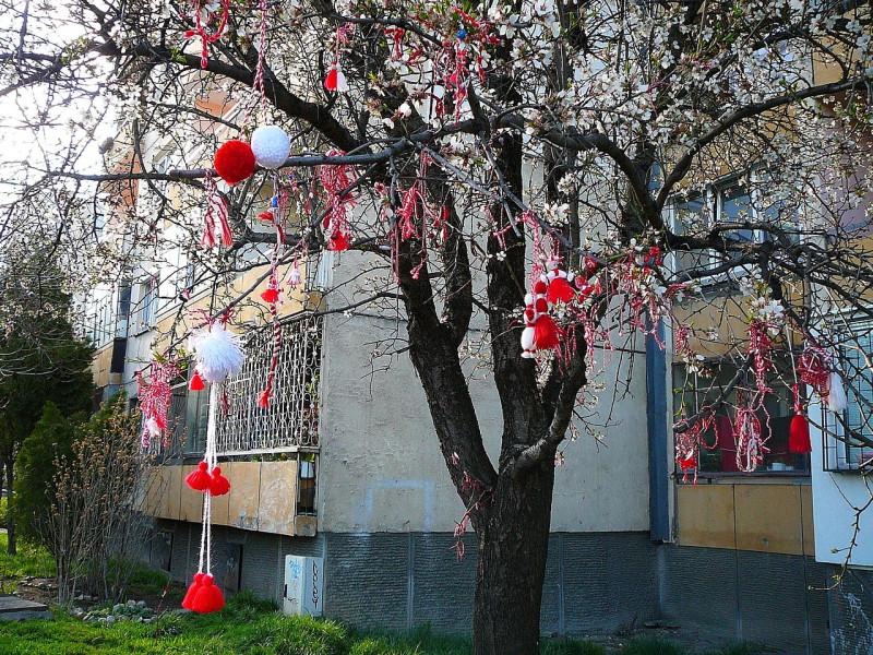 Мартеница в Болгарии / Elena Chochkova - собственная работа