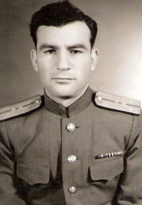 Нахман Ноахович Душанский, сотрудник МГБ Лит.ССР
