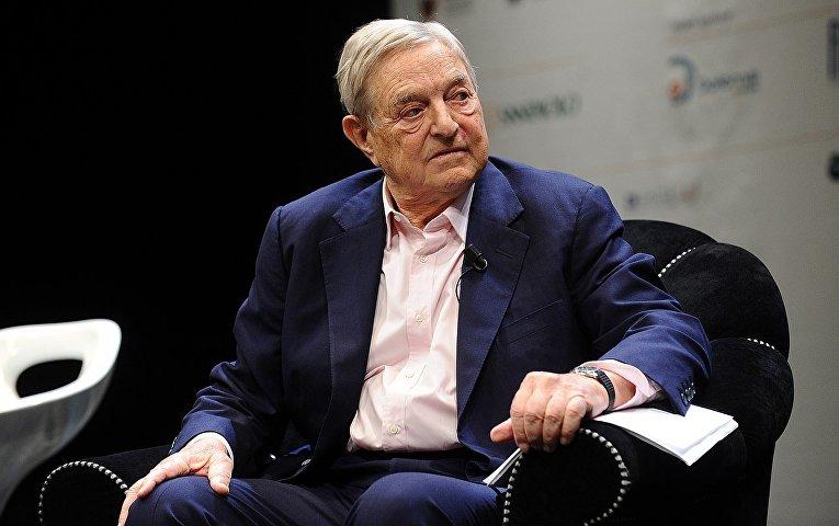 Американский миллиардер Джордж Сорос / © CC BY-SA 3.0, Niccolò Caranti
