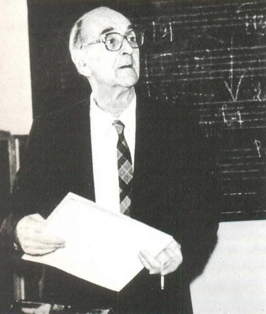 Юрий Александрович Фортунатов (1911–1998)
