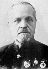Алексей Борисович Елисеев (1887 — 1942) — советский военачальник
