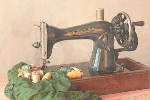 Прототипы первых швейных машинок появились в виде идей в 15 веке (Фото: Augusta16, Shutterstock)