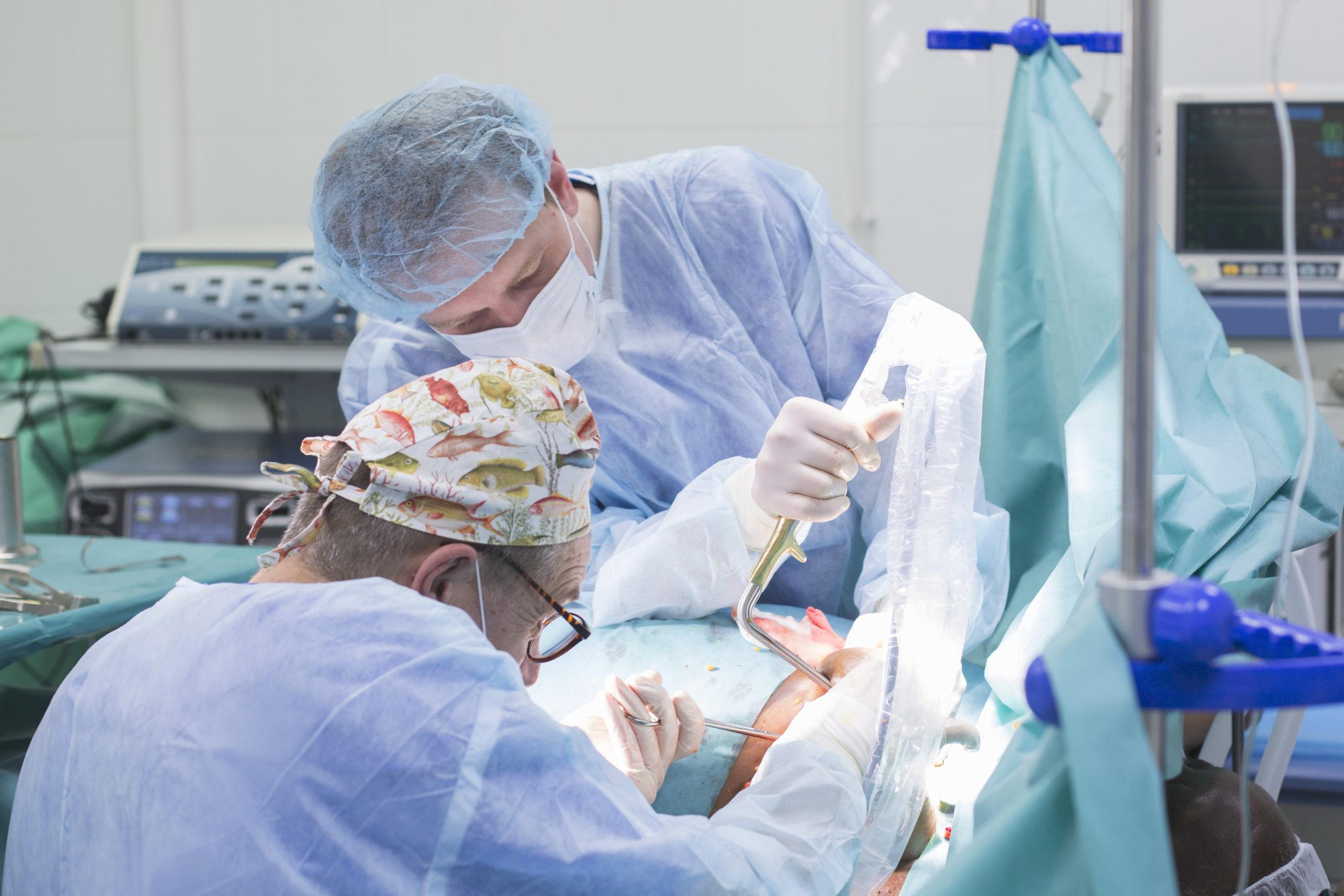 Хирургическое лечение рака молочной железы /©Пресс-служба «Европейской клиники»