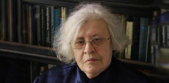 Марина ЖУРИНСКАЯ (26.06.1941 - 4.10.2013)