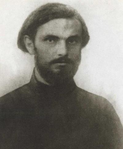 Иеромонах Онисим (Поль) - тюремная фотография