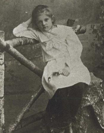 Ляля. 1907 год