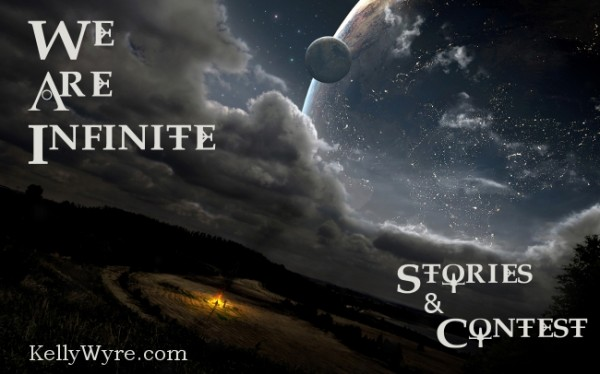 We are infinite contest banner