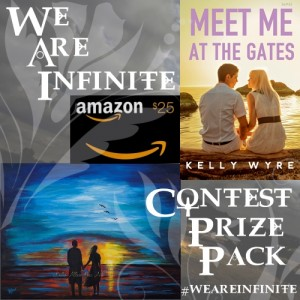We Are Infinite Prize Pack Graphic