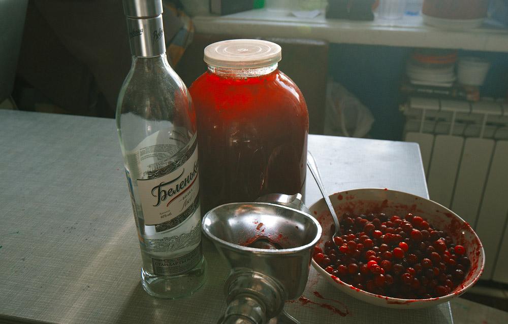 Как сделать водку послаще