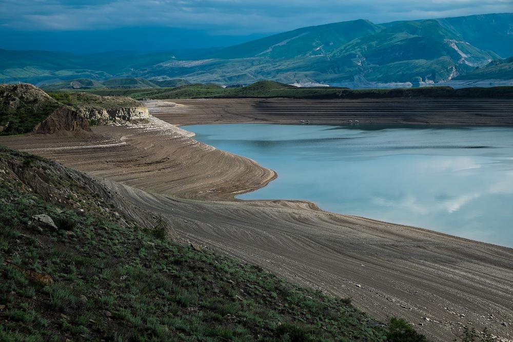 рыбалка чиркейское водохранилище