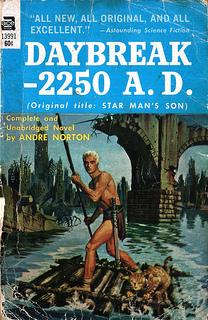 Andre Norton - Daybreak 2250 AD