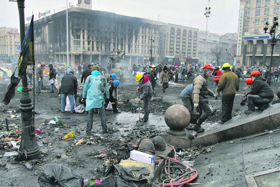 Озвучена дата очередного Майдана