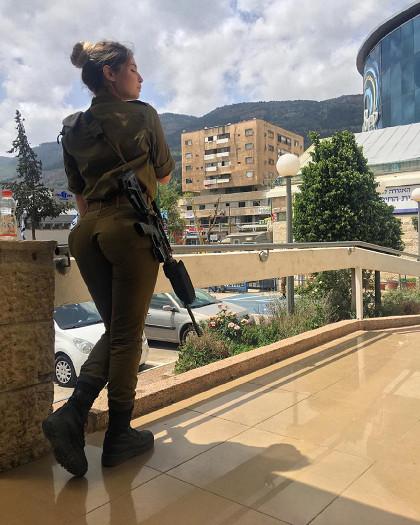 Эти девушки губят израильскую армию
