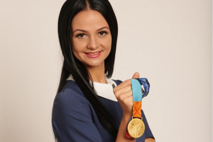 Степень опупения одной олимпийской гимнастки