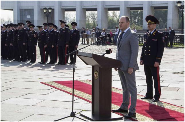 Фото с официального сайта Цветкова