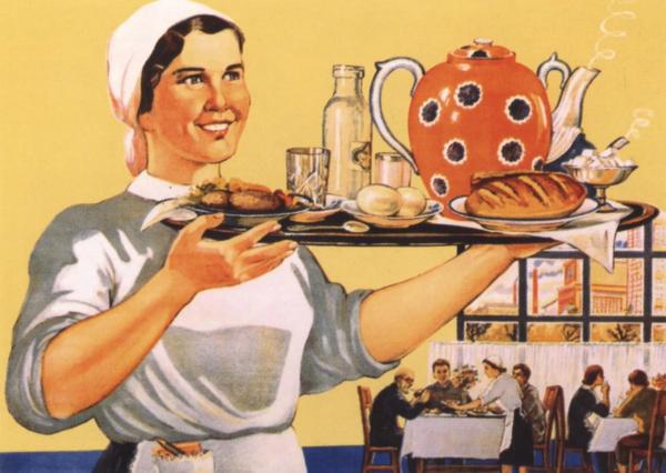 Пять советских блюд, вызывающих у меня приступ острой ностальгии