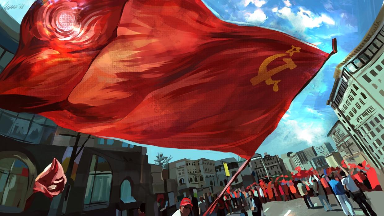 Незаконное государство СССР и гений судьи Конституционного суда России