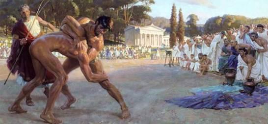 borba-na-olimpiyskih-igrah-drevney-gretsii