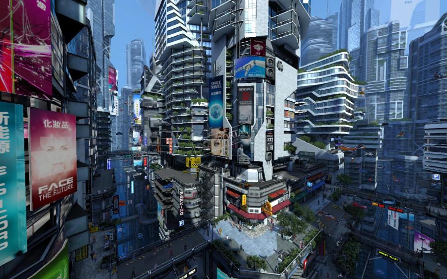 futuristic-city-3d-screensaver-big-1