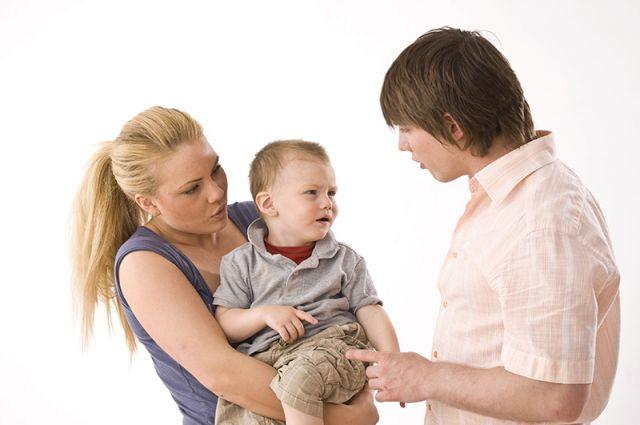 приснился знакомый мужчина с ребенком