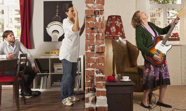 Как усмирить или выселить из дома шумных соседей. Лайфхак