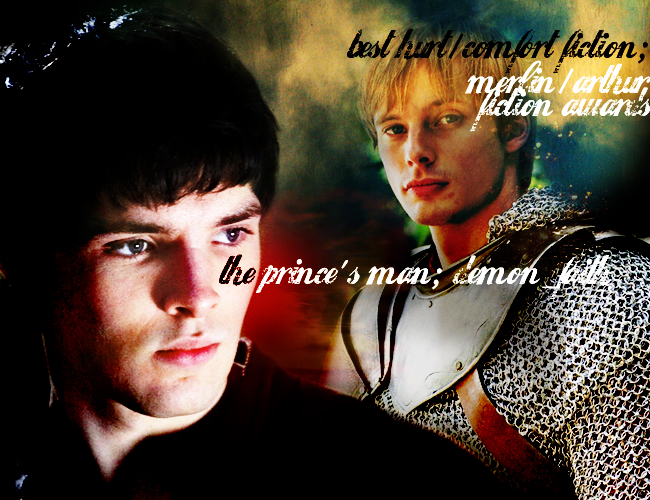 FIC: The Prince's Man (Merlin/Arthur, PG-13): demon_faith