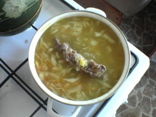 Суп готовый