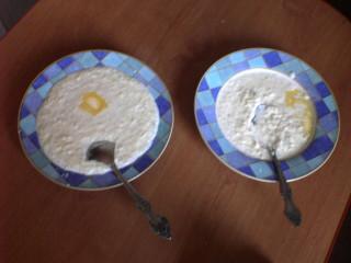 Каша, две порции