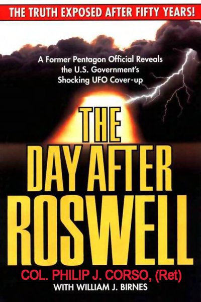 Tha Day After Roswell