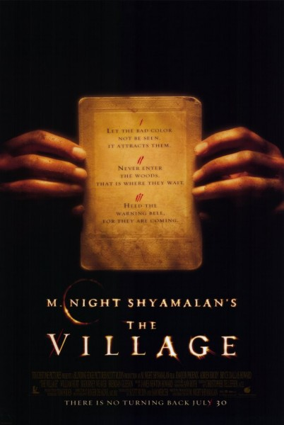 the-village-poster