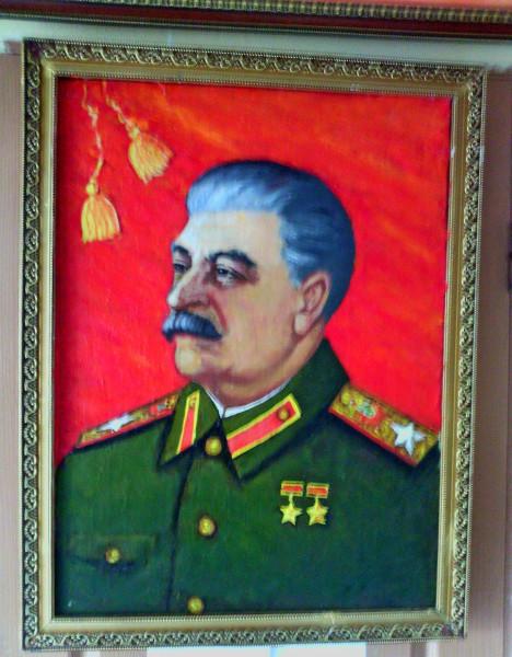 Сталин Луганск