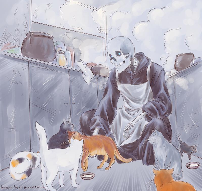 cats__cats_it_s_good__by_nataneseuji-d8nctfg