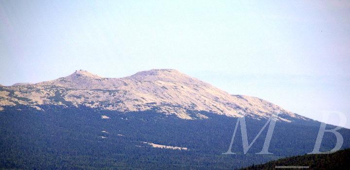 Гора Ослянка