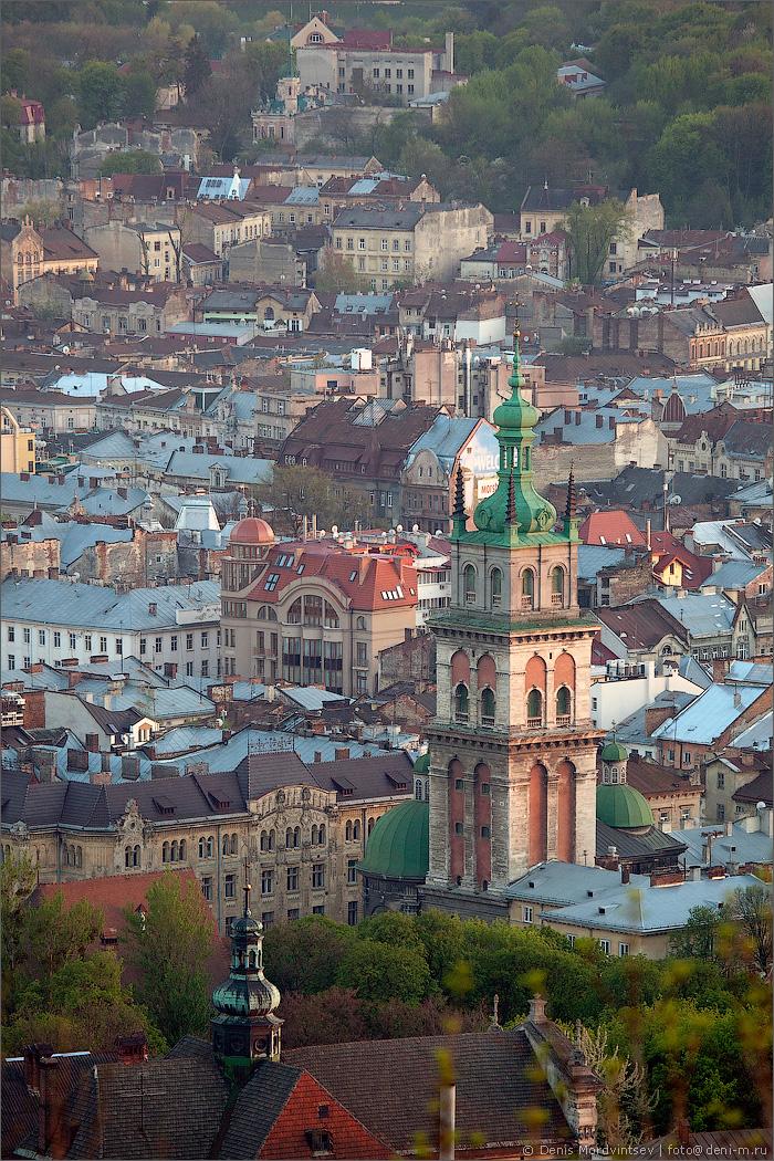 города западной украины фото государства
