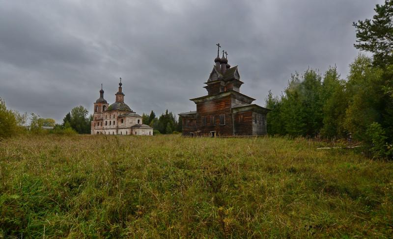 Пермогорская волость считалась одной из самых крупных в губернии. В кон. XIX века здешний приход с четырьмя тысячами прихожан был самым многочисленным в округе.