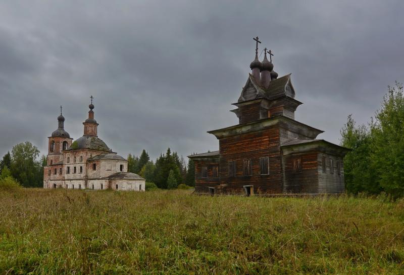 Церкви «Пермских Гор»