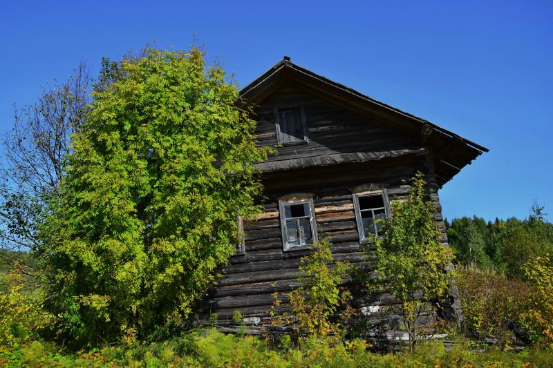 Деревня Богачи