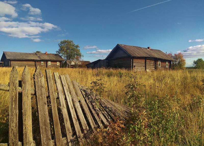 Деревня Питер, она же Максимовская, в простонародье Шубот