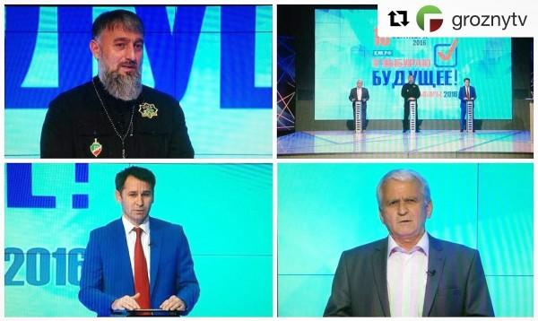 "Дебаты на канале ЧГТРК ""ГРОЗНЫЙ"""