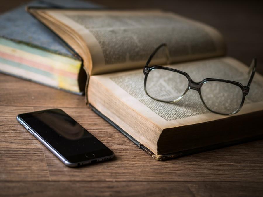 Электронные книги против бумажных- что лучше?