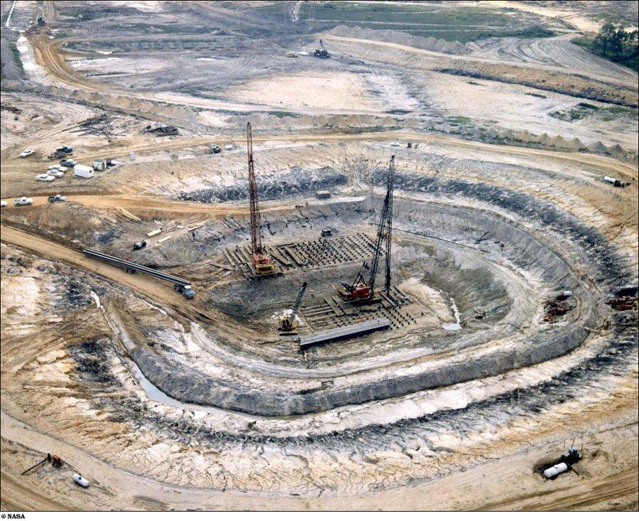 Строительство NASA