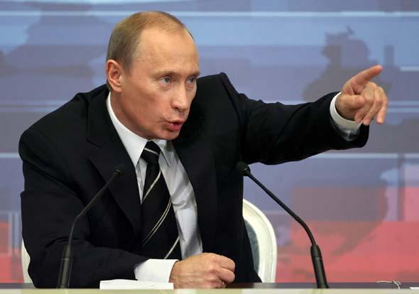 Путина не услышали. Кто же такой смелый?