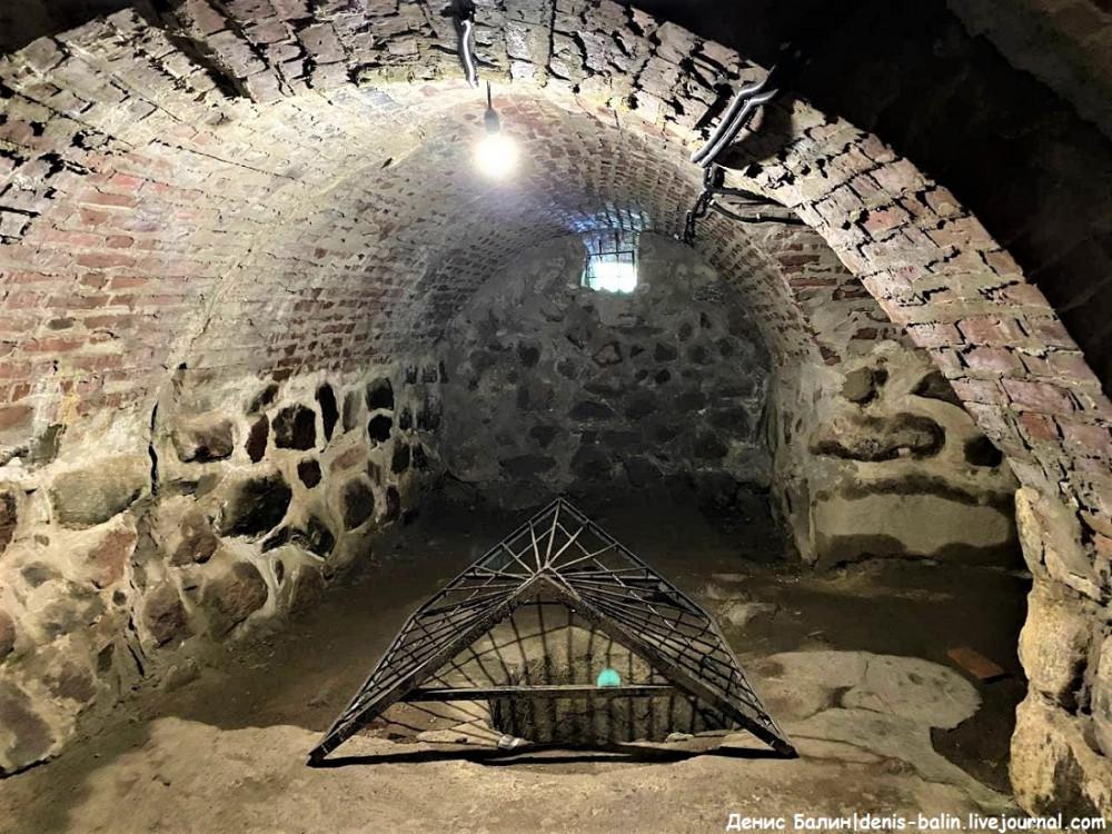 Крепость Корела: Тюрьма для политзаключённых