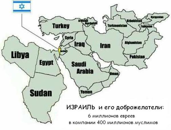carte_israel