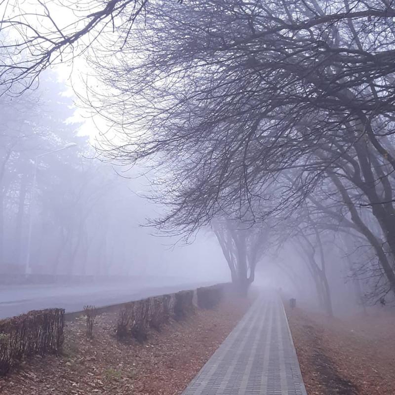 Туманный Пятигорск