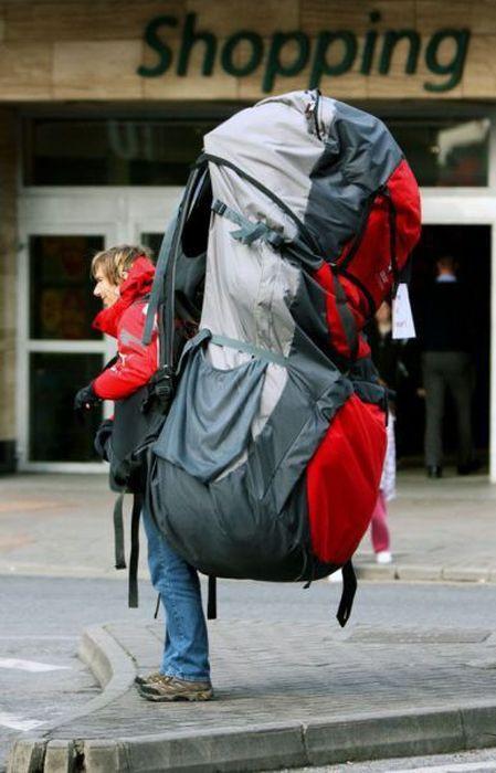 стандарный рюкзак на охоту или в поход