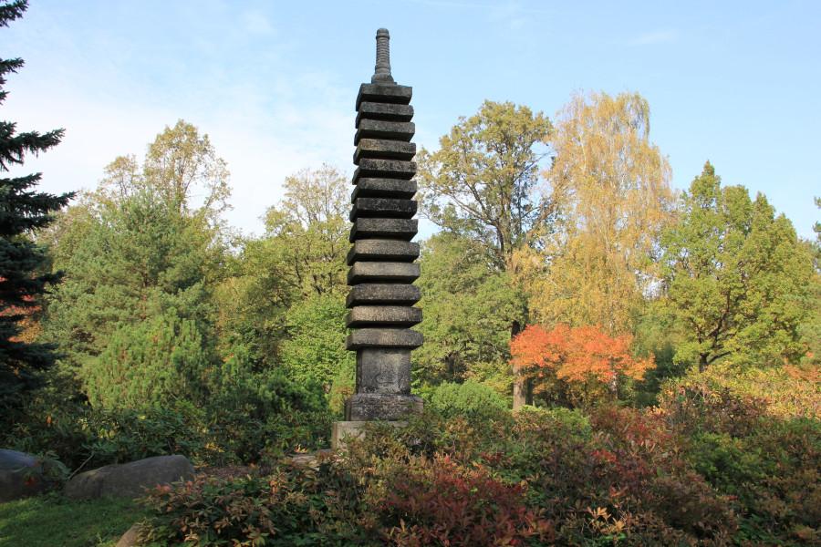 Японский сад 234
