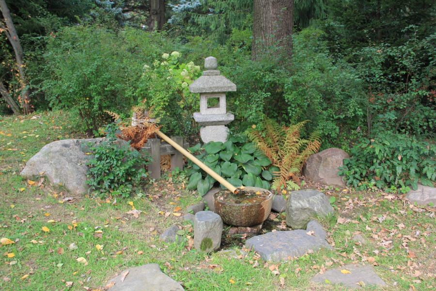 Японский сад 390
