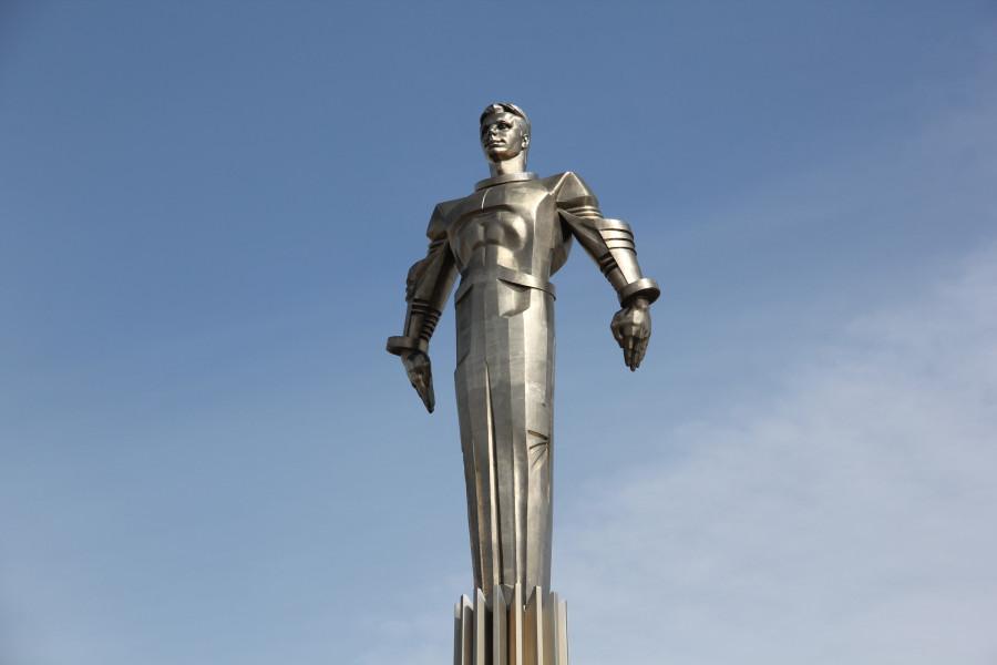 Площадь Гагарина 020